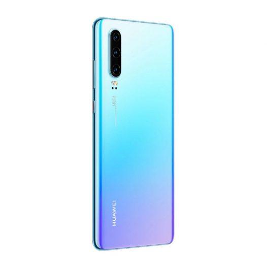 "Celular Huawei P30 6GB RAM 128GB 6.1"" 40Mgplxs y 32 Mgplxs Color Cristal Dual SIM"