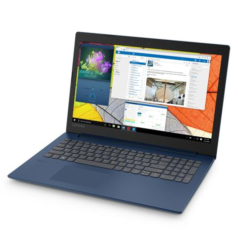 Laptop Lenovo IdeaPad 330 Ryzen 5 2500U 12GB 2TB 2GB Vega 8 WIN10H Color Azul