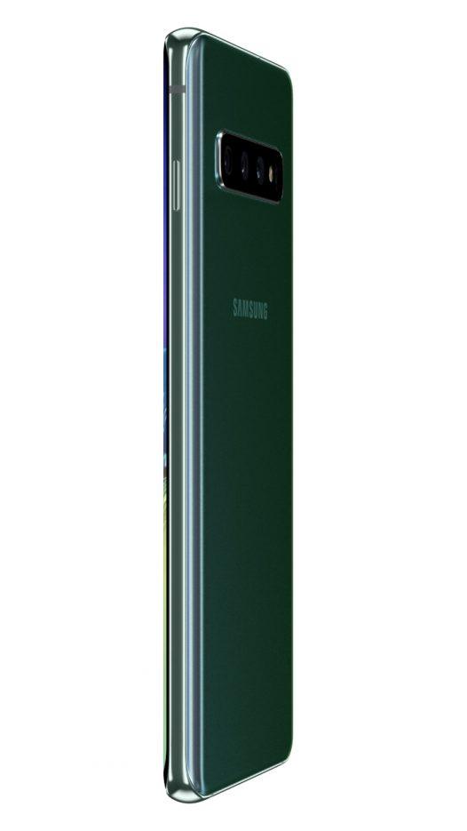 Celular Samsung Galaxy S10 8GB RAM 128GB 6.1″ Color Prisma Verde