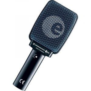 Micrófono Profesional Supercardioide  y Dinamico Sennheiser E906