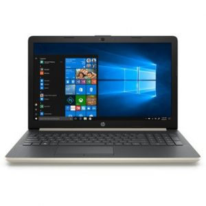 """Laptop HP AMD A9 9425 3.1GHz 12GB 1TB 15.6"""" W10HOME Color Oro Pálido"""
