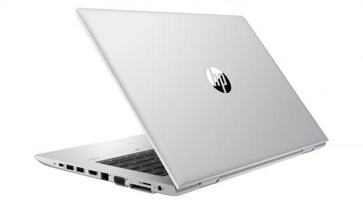 """Laptop HP ProBook Ryzen 5 2500U Vega 8 2GB 8GB RAM 1TB 14"""" W10 Pro Color Gris"""