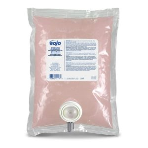 Jabón para Manos con Acondicionador marca Gojo aroma Floral (1 Litro)
