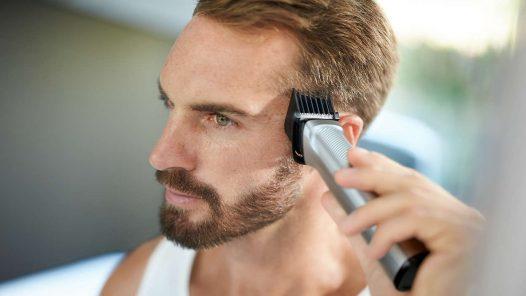 Recortadora 14 en 1 para Hombre marca Philips para rostro, cabello y cuerpo Multigroom MG7720/15