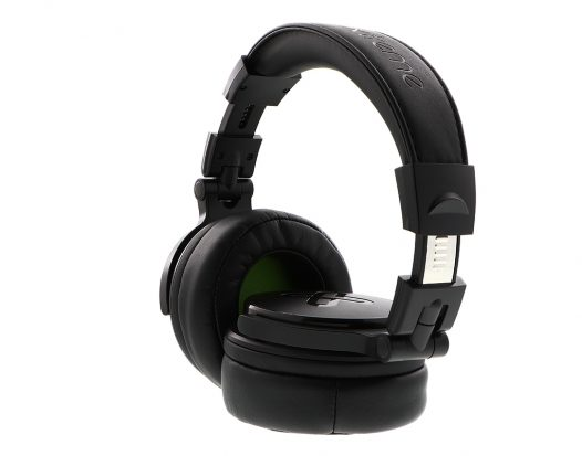 Audifonos para DJ ZoundMaster KDH-800 marca Klip Xtreme color Negro