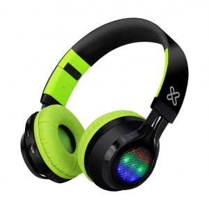 Audifonos Bluetooth Plegables KHS-659 marca Klip Xtreme color Verde