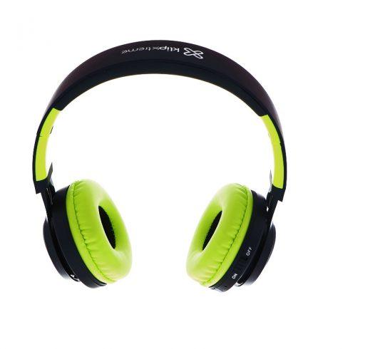 Audifonos Bluetooth Plegables KHS-659 marca Klip Xtreme color Verde