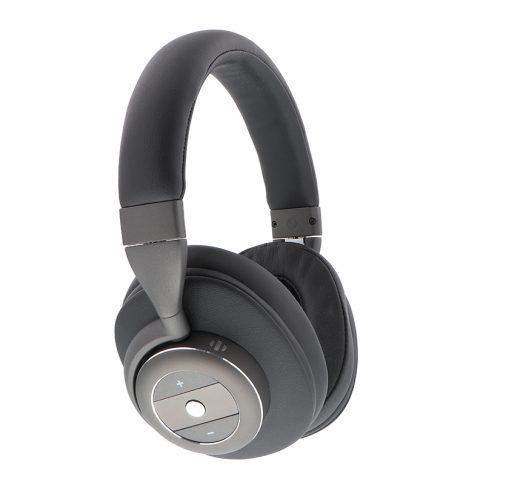 Audifonos Bluetooth con Cancelación de Ruido KNH-500 marca Klip Xtreme color Negro Carbón