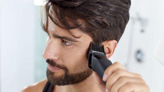 Recortadora 9 en 1 para Hombre marca Philips para rostro y cabello Multigroom MG5720/15