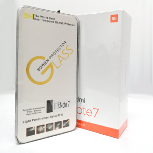 Protector de pantalla para Xiaomi Redmi Note 7