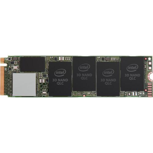 Unidad de Estado Solido Intel 660 Series de 2TB Formato M.2