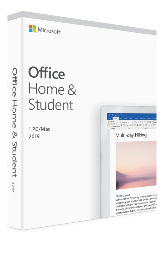 Office 2019 Home And Student Perpetuo Formato ESD