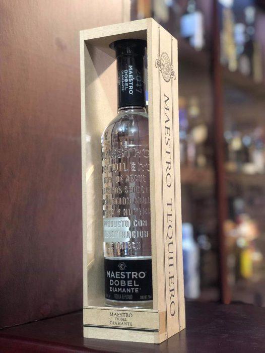 Tequila Maestro Tequilero Dobel Diamante 750 ml