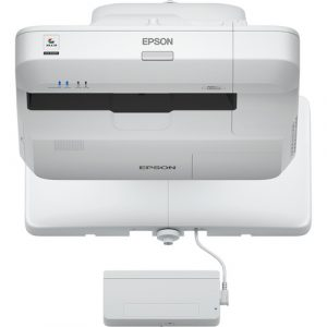 Proyector para Instalar en Pared Epson BrightLink Pro 1460Ui 4400L WUXGA Ultra-Short Throw 3LCD