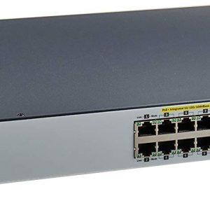 Switch de Red HP Aruba 2530-24G +PoE