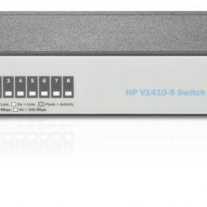 Switch de Red HP 1410-8 J9661A de 8 puertos