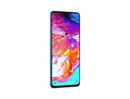 Celular Samsung A70 6GB RAM 128GB 6.7″ Color Azul Dual SIM