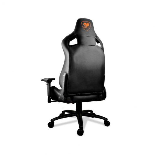 Preventa-Silla Gaming Armor S color Negro marca Cougar
