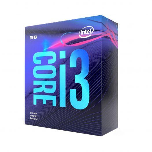 Procesador Intel Core i3-9100F 3.6 GHz
