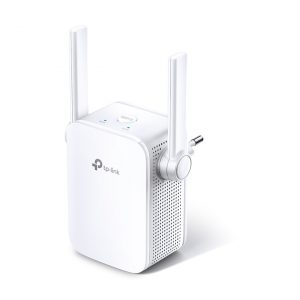 Extensor Tp-Link de Cobertura Wi-Fi a 300Mbps