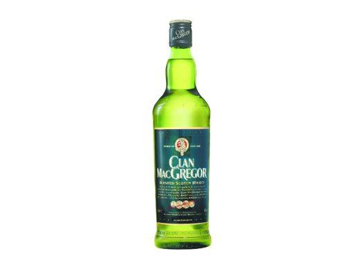 Whisky Escoces Clan Mcgregor