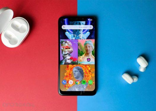 Audífonos Bluetooth Táctiles Xiaomi Mi AirDots TWS Color Blanco