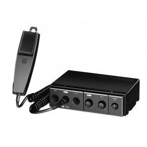 Amplificador de Audio de 60W para Vehículos TOA CA-160 Color Negro