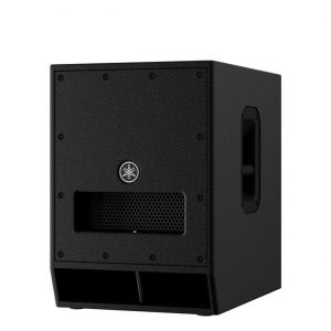 Subwoofer amplificado YAMAHA DXS15MK-II color negro