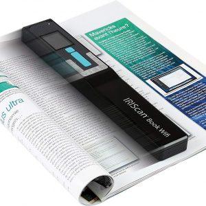 Escáner de Libros Portatil IRIScan Book 5 con WiFi