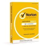 Antivirus Norton Basic Version para 1 Usuario por 1 Año