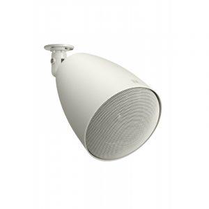Bocina tipo cono para pared o techo TOA PJ-304 color blanco