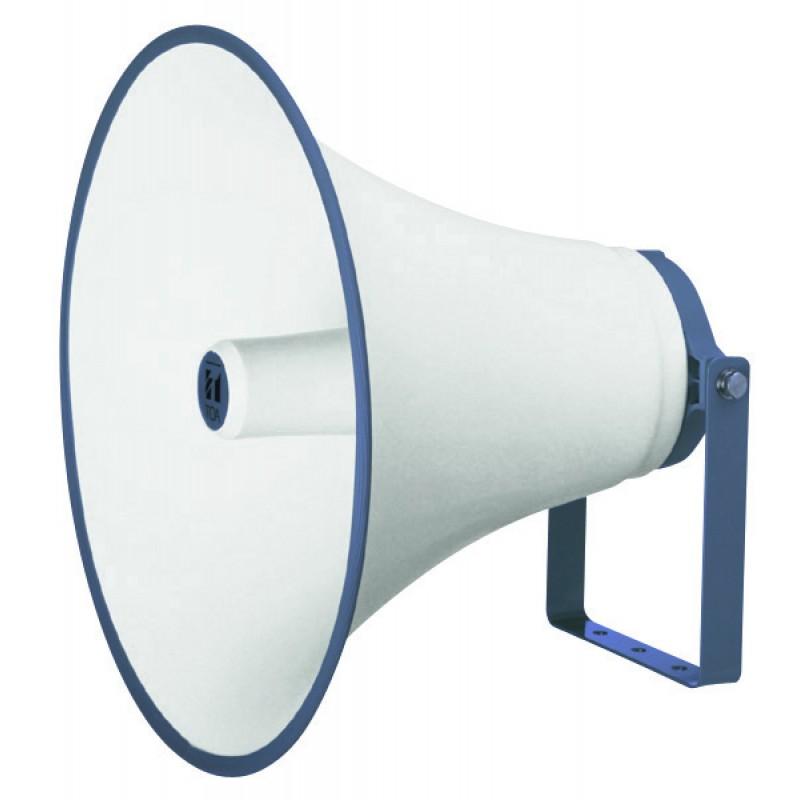 Bocina Tipo Trompeta para Instalación de 30W y 8 Ω – Marca TOA TH ...