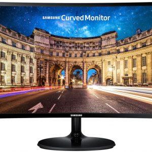 "Monitor LED Curvado Gaming Samsung de 27"" 1920x1080 HD"