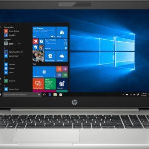 Laptop HP ProBook 450 G6 Intel i5-8265U 4GB RAM 1TB 15.6″ Win10 Pro 10 Color Plata