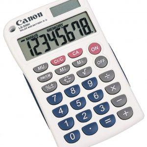 Calculadora Portátil Canon LS-330H de 8 Dígitos