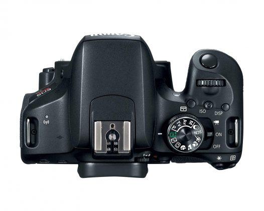 "Cámara Digital Canon EOS Rebel T7i 24.MP 18-55mm 6FPS LCD 3"" touch"