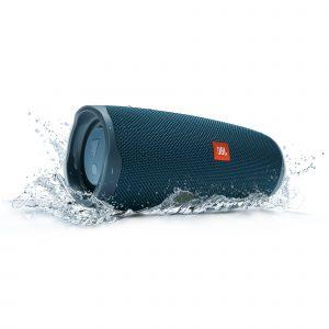 Bocina Bluetooth JBL Charge 4 Resistente al Agua 30W color Azul Oceano