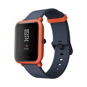 Reloj Smartwatch Amazfit Bip Color Anaranjado con Negro