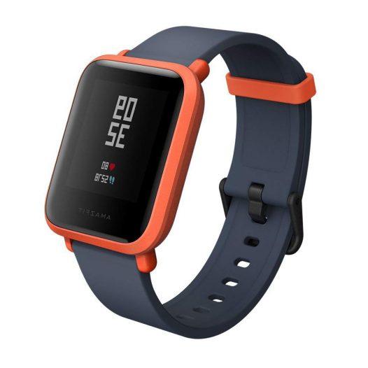 Xiaomi Amazfit BIP Reloj Inteligente Anaranjado con Negro