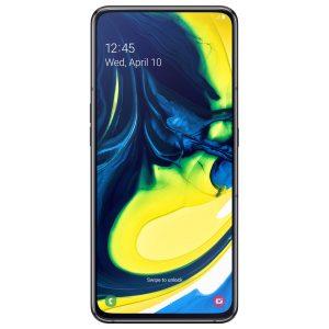 """Celular Samsung A80 8GB RAM 128GB 48Mgplx 6.7"""" Color Negro (Black Phantom) DualSIM"""