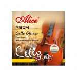 Set de Cuerdas para Violín Niqueladas marca Alice