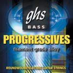 Set de Cuerdas para Bajo de 5 cuerdas Progressives Marca GHS