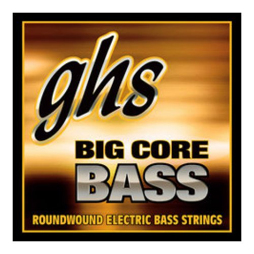 Set de Cuerdas para Bajo de 5 cuerdas Big Core Marca GHS