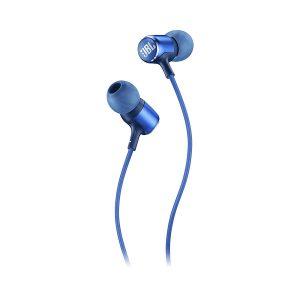 Audífonos JBL Live 100 con Micrófono color Azul