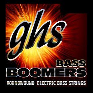 Set de Cuerdas para Bajo de 6 cuerdas Boomers Marca GHS