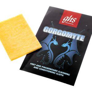 Paño de Limpieza de Diapasón Gorgomyte Marca GHS