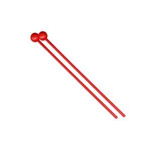 Bolillos para Lira marca Studio Z de 15'' color Rojo
