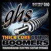 Set de Cuerdas para Guitarra Eléctrica Boomers Núcleo Grueso Ligera Marca GHS