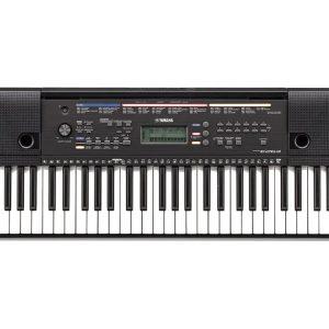 Teclado Yamaha Portatil de 61 Teclas con 385 Sonidos y Modo Dúo PSR-E263
