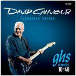 Set de Cuerdas para Guitarra Eléctrica Boomers David Gilmour Marca GHS
